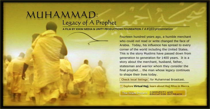 Muhammad Legend Of the Prophet PBS